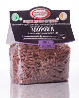 ДИЕТИЧЕСКИЕ макароны «ЗДОРОВЬЕ» №12 с косточкой винограда (0,5 кг)