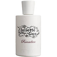 Juliette Has A Gun Romantina парфюмированная вода 100 ml. (Тестер Джульетта Хэз Э Ган Романтика)