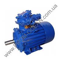 Взрывозащищенные электродвигатели АИММ 90 L6