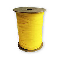 Лента желтая (пастель)