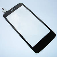Тачскрин для Prestigio PAP3501 DUO MultiPhone, черный