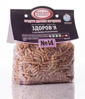 ДИЕТИЧЕСКИЕ макароны «ЗДОРОВЬЕ» №14 с семенами расторопши (0,5 кг)