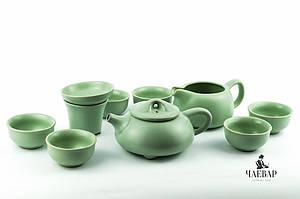 Набор для чаепитий Жу Яо, Чайник, 6 пиал, чахай, сито