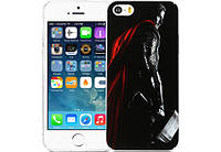 Чохол Utty Heroes 3DPattern PC iPhone 5/5S/SE
