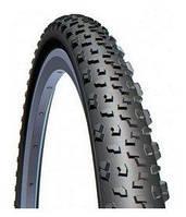 """Покрышка велосипедная Mitas (Rubena) 26"""" x 1.90"""" 50x559 Saurus V61 Classic черная"""