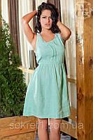 Платье Лён 4 (ГЛ), фото 1