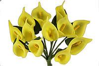Каллы 5633-1-6-1 желтые
