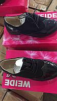 Детские школьные туфли для девочек оптом Размеры 31-35