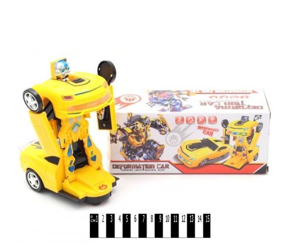 Игрушка робот трансформер 767-581
