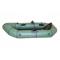 Лодка резиновая, лисичанка 1.5 местная