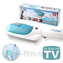 Щетка-отпариватель одежды Tobi (Тоби) Steam Brush, ручной отпариватель для одежды Tobi Brush H