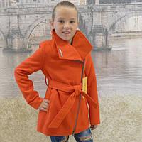 Пальто демисезонное для девочек, фото 1
