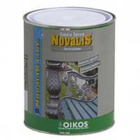 Краска декоративня, эмаль,  Novalis Ferromicaceo, торговой марки Oikos