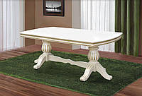 Стол обеденный Граф Слоновая кость