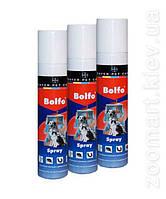 Больфо (Bolfo)  спрей від бліх та кліщів для собак і кішок, 250 мл