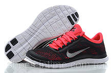 cf47344e Мужские кроссовки Nike free run 3.0 v5 черно-красные: продажа, цена ...