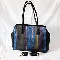 Большая женская сумка шоппер  40х32см