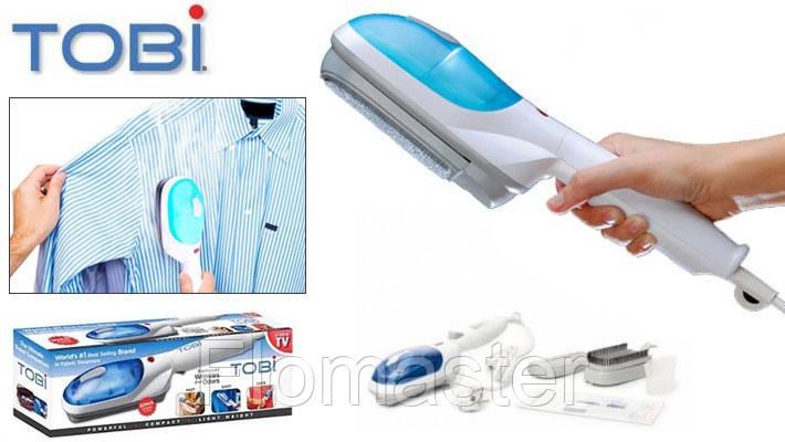 c3162ba33c65 Щетка-отпариватель одежды Tobi (Тоби) Steam Brush, ручной отпариватель для  одежды Tobi