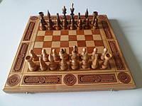 Шахматная доска, декоративная 2, ручная, авторская работа