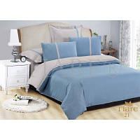 Комплект постельного белья  сатин Вилюта 21Т Tiare двуспальный евро комплект