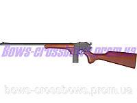 Страйкбольный пистолет карабин Маузер M712 Carаbine метал дерево