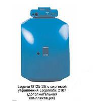 Котлы жидкотопливные напольные BUDERUS G125 SE  40 кВт  С ж/т горелкой Logatop SE и шумоглушителем