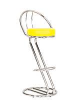 Барный стул ZETA PLUS HOKER CHROME(Nowy Styl)