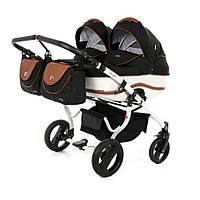 Дитяча коляска для двійнят Dalga Lift Duo