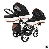 Дитяча коляска для двійнят Dalga Lift Duo Slim