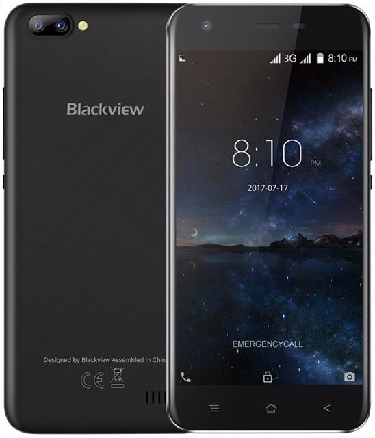Blackview A7   Черный   1Гб / 8Гб    4 ядерный