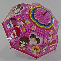 Детский зонтик трость для маленьких деток на 2-5 лет, фото 1