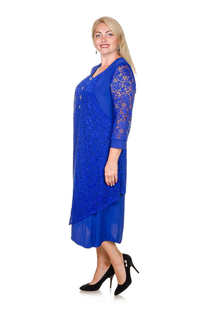 Платье размер 60-66