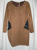 Платье женское (замша) от склада оптом и в розницу  7 км Одесса
