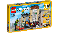 LEGO Creator Домик в пригороде  (Будиночок в передмісті). Бесплатная доставка.