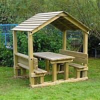 Беседка деревянная массив ясеня , фото 1