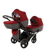 Дитячі коляски для двійнят Jumper4 Duo Slim