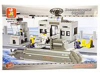 Конструктор Sluban серия Военно-морской флот M38-B0123 Подводная лодка