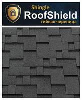 """Черепиця бітумна """"RoofShield"""" Преміум (кольори в асортименті)"""