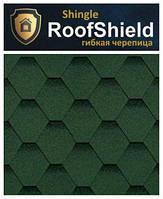 """Черепиця бітумна """"RoofShield"""" Класік (кольори в асортименті)"""