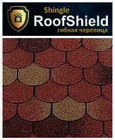 """Черепиця бітумна """"RoofShield"""" Фемілі (кольори в асортименті"""