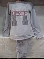 Костюм спортивный женский(трикотаж) от склада оптом и в розницу 7 км