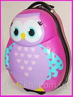 Детский пластиковый чемодан Cuties and Pals-Сова