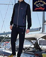Костюм мужской спортивный Paul & Shark тёмно-синий