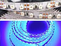 Светодиодная гибкая лента на самоклеющейся основе LED strip 3528-120B-8MM-12V-9.6W 5m