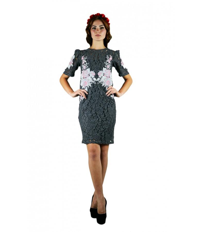 Плаття вишите хрестиком. Вишита жіноча сукня. Вишиванки жіночі. Сукні жіночі de2c23d676c50