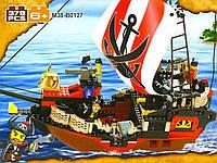 Конструктор Sluban Пиратская серия M38-B0127 Мстительная королева морей