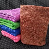 Качественное махровое полотенце для сауны. Размер 150*100