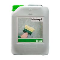 Грунтовка и пропитка  на основе акриловых смол Neokryll торговой марки Oikos