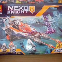 """Конструктор Nexo Knights Bela 10592 """"Турнирная машина Ланса"""" 227 деталей."""