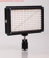 Cветодиодный накамерный видео свет Lishuai (Оригинал) LED-209AS (Би-светодиодная) + комплект (LED-209AS)